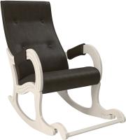 Кресло-качалка Импэкс 707 (дуб шампань/Vegas Lite Amber) -