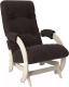 Кресло-глайдер Импэкс 68 (дуб шампань/Verona Wenge) -