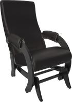 Кресло-глайдер Импэкс 68М (венге/Vegas Lite Black) -