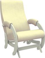 Кресло-глайдер Импэкс 68М (дуб шампань/Mango 002) -