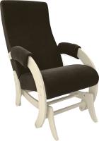 Кресло-глайдер Импэкс 68М (дуб шампань/Dundi 108) -