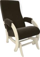 Кресло-глайдер Импэкс 68М (дуб шампань/Oregon Perlamutr 120) -