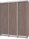 Шкаф Modern Роланд Р48 + Р18 (шимо темный) -