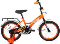 Детский велосипед Forward Altair Kids 16 2021 / 1BKT1K1C1005 (ярко-оранжевый/белый) -