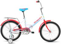 Детский велосипед Forward Timba 20 2021 / 1BKW1C201003 (13, белый) -