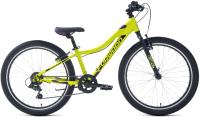 Велосипед Forward Twister 24 1.2 2021 / RBKW1J347023 (12, зеленый/фиолетовый) -