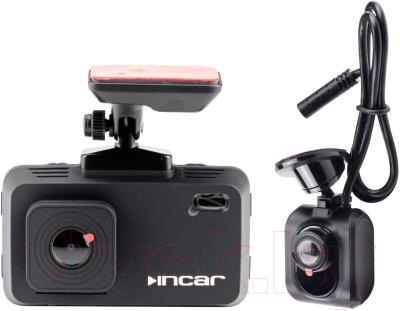 Автомобильный видеорегистратор Incar SDR-170C incar sdr 80 автомобильные видеорегистраторы