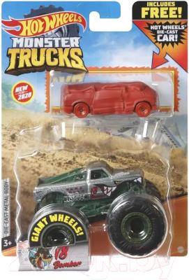 Автомобиль игрушечный Hot Wheels Монстр-трак / GRH81