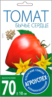 Семена Агро успех Томат Бычье сердце поздний (0.01г) -