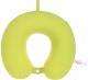Подушка на шею Miniso U-образная с эффектом памяти 6797 (желтый) -