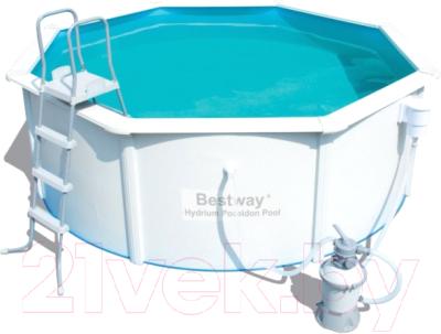 Каркасный бассейн Bestway Hydrium 56574
