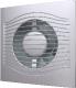 Вентилятор вытяжной ERA D 100 / Slim 4C (серый металлик) -
