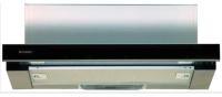 Вытяжка телескопическая Faber Flox Glass BK A50 (315.0567.355) -