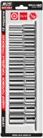 Набор головок слесарных AVS NG12-12MD / A40365S -