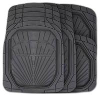 Комплект ковриков для авто Autoprofi MAT-510 BK (4шт) -