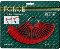 Набор однотипного инструмента Force 5201 -