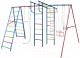Игровой комплекс Вертикаль А+П Макси дачный -