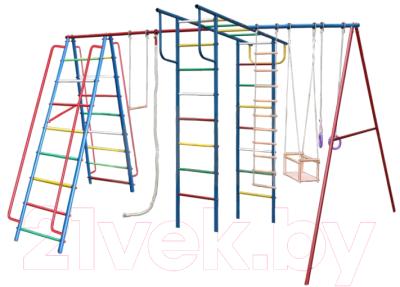 Игровой комплекс Вертикаль А1+П Макси дачный