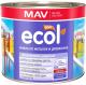 Эмаль MAV Ecol ПФ-115 (1.9кг, серебристый) -