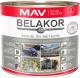 Эмаль MAV Belakor-12 (2кг, черный) -