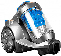 Пылесос Redmond RV-C337 (серый/голубой) -
