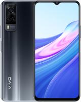 Смартфон Vivo Y31 4Gb/128Gb (черный асфальт) -