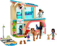 Конструктор Lego Friends Ветеринарная клиника Хартлейк-Сити / 41446 -
