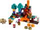 Конструктор Lego Minecraft Искаженный лес / 21168 -