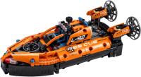 Конструктор Lego Technic Спасательное судно на воздушной подушке / 42120 -