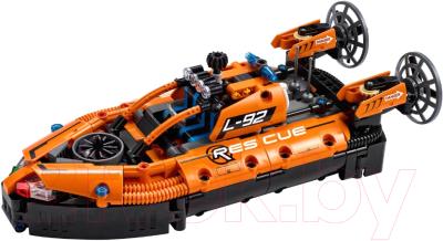 Конструктор Lego Technic Спасательное судно на воздушной подушке / 42120