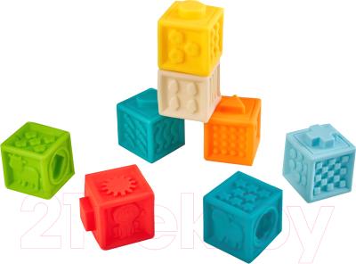Развивающая игрушка Happy Baby Funny Blocks Кубики / 331872