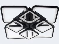 Потолочный светильник Aitin-Pro MX10005/4+4 (черный) -