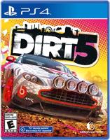 Игра для игровой консоли Sony Play Station 4 Dirt 5 -