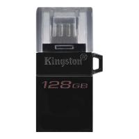 Usb flash накопитель Kingston DT MicroDuo 3 Gen2 + microUSB 128GB (DTDUO3G2/128GB) -