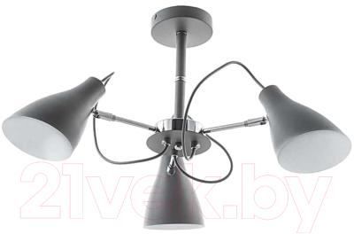 Люстра Aitin-Pro НПБ C848/3 (серый)