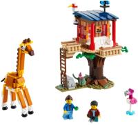 Конструктор Lego Creator Домик на дереве для сафари / 31116 -