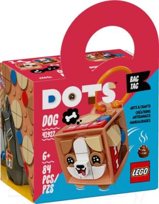 Конструктор Lego Dots Брелок Щенок / 41927