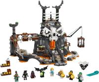 Конструктор Lego Ninjago Подземелье Колдуна-Скелета / 71722 -