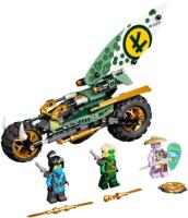 Конструктор Lego Ninjago Мотоцикл Ллойда для джунглей / 71745 -