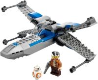 Конструктор Lego Star Wars Истребитель сопротивления типа X / 75297 -