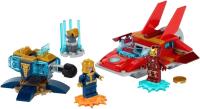 Конструктор Lego Super Heroes Железный Человек против Таноса / 76170 -