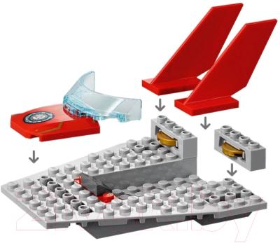 Конструктор Lego Super Heroes Железный Человек против Таноса / 76170