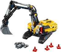 Конструктор Lego Technic Тяжелый экскаватор / 42121 -