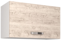 Шкаф навесной для кухни Anrex Alesia 1DG/50-F1 (серый/сосна винтаж) -