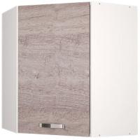 Шкаф навесной для кухни Anrex Alesia 1DU/60-F1 (серый/дуб анкона) -