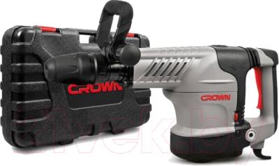 Отбойный молоток CROWN CT18123V BMC