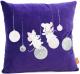 Подушка декоративная Orange Toys Мышка: Рождество / 9043/35  -