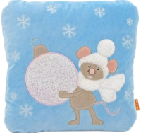 Подушка декоративная Orange Toys Мышка: Волшебство / 9044/35  -