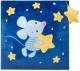 Подушка декоративная Budi Basa Люка со звёздочкой / Mp30-036 -