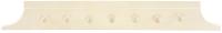 Вешалка для бани Банная Линия 7-ми рожковая / 12-505 -
